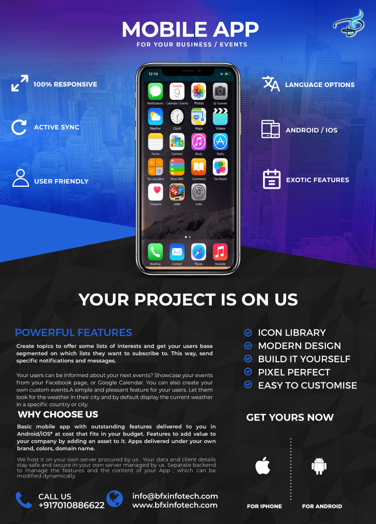 affordable mobile app