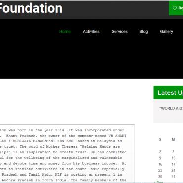 new life foundation
